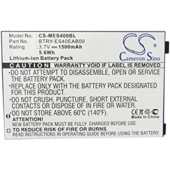 Battery For Symbol 82-111636-01 BTRY-MC95IABA0 4600mAh//17.02Wh