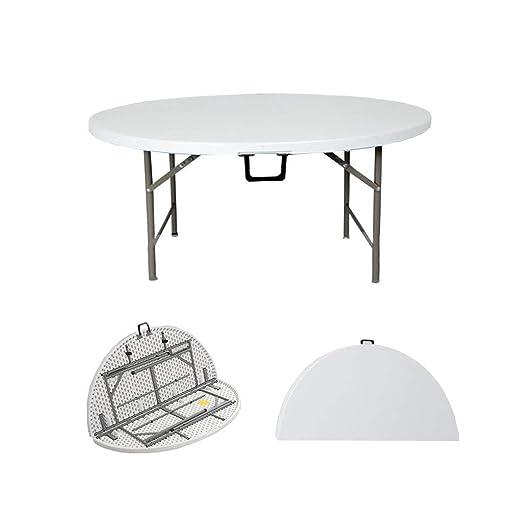 ACZZ Mesa plegable Mesa para exterior Conveniente para llevar a ...