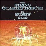 String Quartet Tribute to Rushs 2112