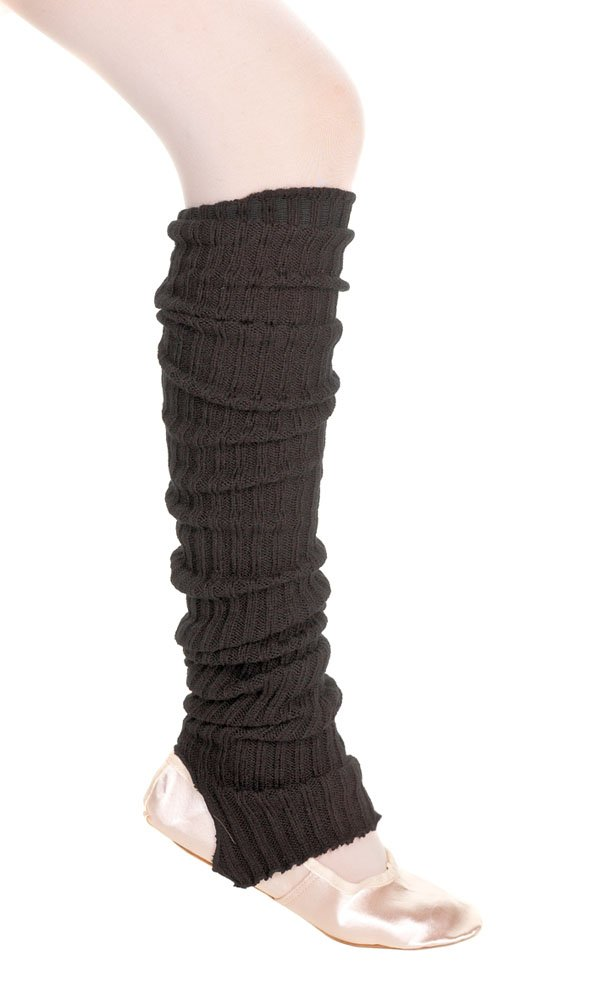 Long Stirrup Leg Warmers All Colours by Katz Dancewear