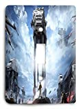 Star Wars At At Movie Poster Light Switch Cover