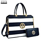 MMK collection Women Fashion Matching Satchel handbags with wallet(690