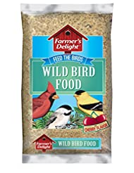 Wagner\'s 53002 Farmer\'s Delight Wild Bird Food, With Cherry...