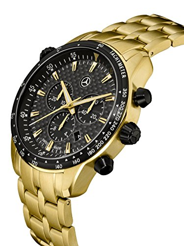 Montre Mercedes-Benz MSP Gold Edition Chronographe