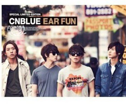 CD : CNBLUE - Ear Fun (kang Min Hyeok Version) (Asia - Import, 2PC)