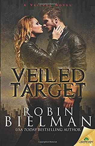 book cover of Veiled Target