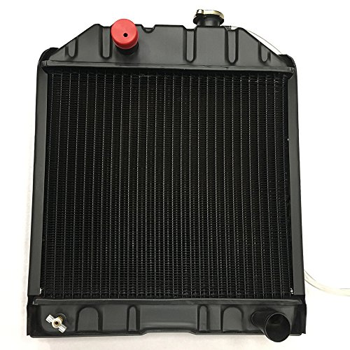 81875325 C7NN8005H E0NN8005MD15M 87687383 Radiator for Ford New Holland Tractor