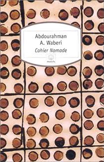 Cahier nomade par Waberi