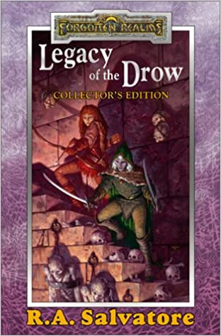 Legacy of the Drow: The Legacy ; Starless Night ; Siege of ...