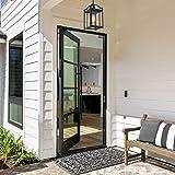 Emliviar Outdoor Pendant Lights for Porch, 17