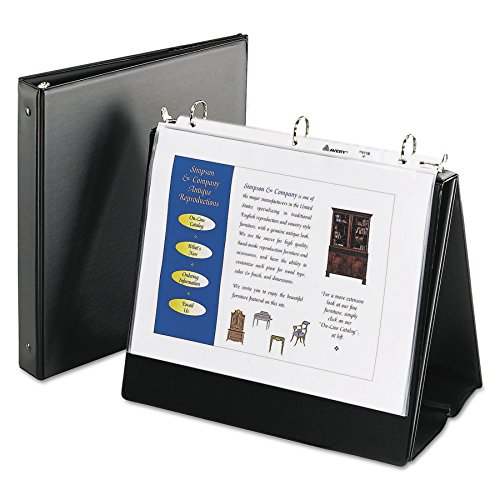 Avery 12880 Easel Presentation Durable Binder, 1
