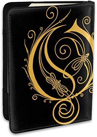 オペスバンド Opeth Band パスポートケース パスポートカバー メンズ レディース パスポートバッグ ポーチ 収納カバー PUレザー 多機能収納ポケット 収納抜群 携帯便利 海外旅行 出張 クレジットカード 大容量