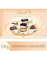 Lindt Creation Dessert Assorted Chocolates Gift Box, 170 Grams