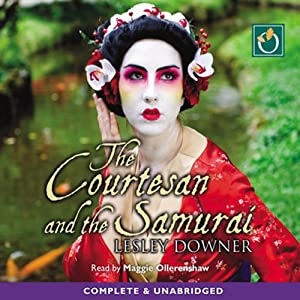 The Courtesan and the Samurai Hörbuch