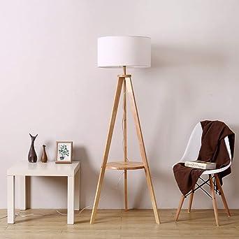 WB_L Lámparas de pie Dormitorio de estudio Habitación de ...