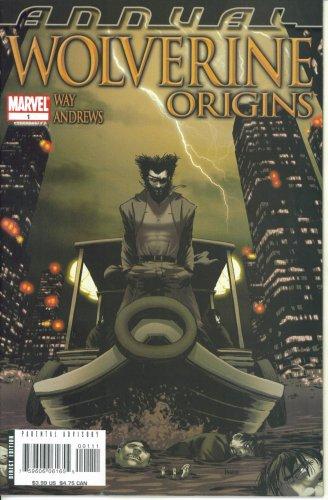 Wolverine Origins Annual #1 : Return to Madripoor (Marvel Comics) ebook