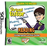 My Virtual Tutor: Reading Adv. Kindergarten -1st Grade - Nintendo DS Standard Edition