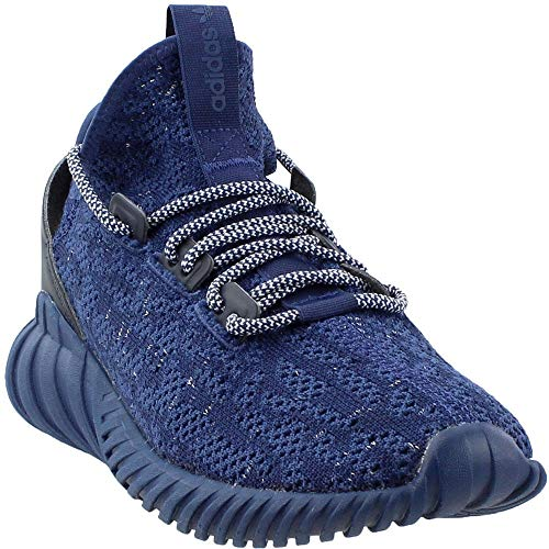 - adidas Mens Tubular Doom Sock Primeknit Casual Blue 9.5