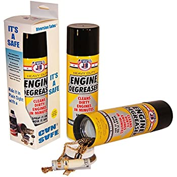 JB Engine Degreaser Hidden Diversion Can Safe Secret Storage Container