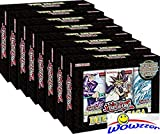 Lot of EIGHT(8) Yugioh Duelist Saga Factory Sealed Mini Boxes! Brand New! Total of (24) Mini-Packs and (120) Cards in these 8 Factory Sealed Boxes! WOWZZER!