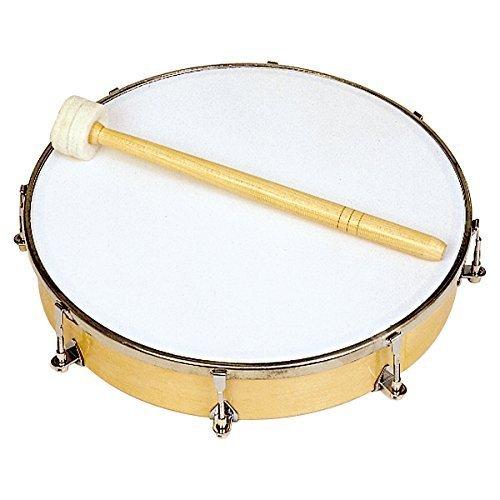 Rhythm Band Tunable Hand Drum - Rhythm Band Tunable Hand Drum 12 Inch, Rb1181 by Rhythm Band