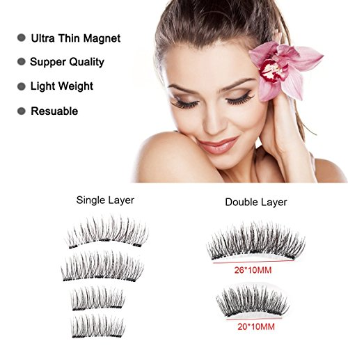 Top 10 Best Magnetic Eyelashes 2018 2019 Coupons Deals