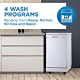 "Danby DDW1805EWP 18"" Portable Dishwasher 