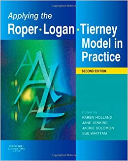 roper logan and tierney activities of living model