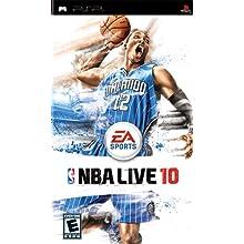 NBA Live 10 - Sony PSP