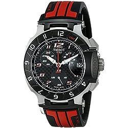 TISSOT watch T-Race MotoGP Quartz World limited 8888 this T0484172720701 Men's [regular imported goods]