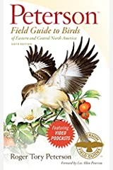 Peterson Field Guide to Birds of Eastern and Central North America, 6th Edition (Peterson Field Guides) Paperback