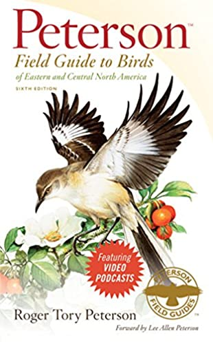 peterson field guide to birds of eastern and central north america rh amazon com peterson field guide to medicinal plants and herbs peterson's field guide to edible wild plants