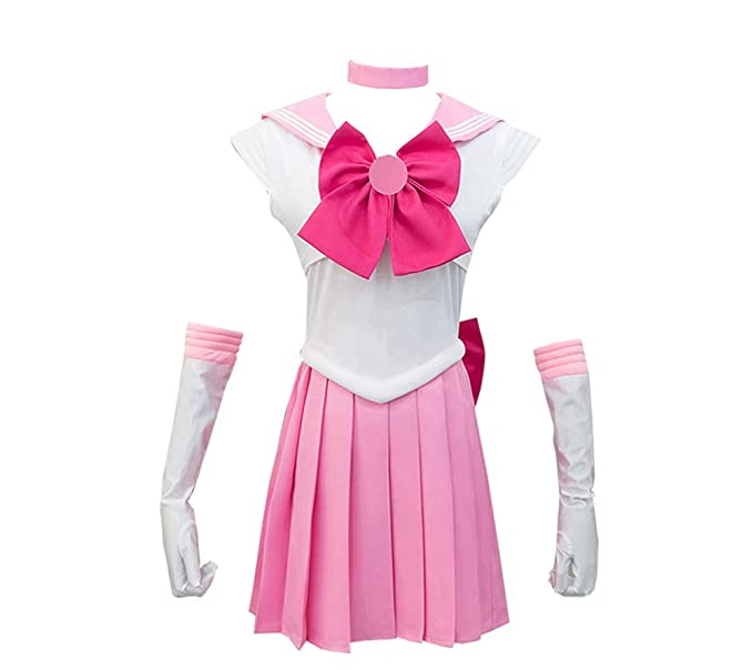 Amazon.com: YuHi Sailor Moon - Disfraz para mujer: Clothing