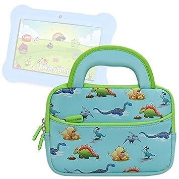 Amazon.com: Evecase Fuhu Nabi Jr. / nabi Jr. S - Kids Tablet / nabi ...