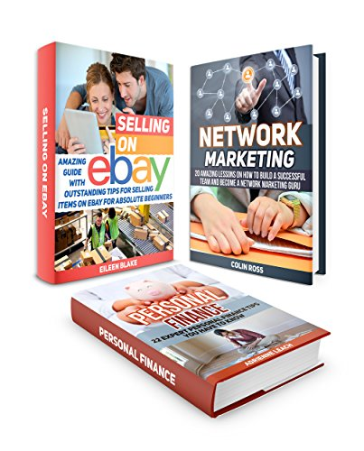 Online free download books Online Selling Box Set: 22 Expert Personal Finance Tips, 20 Amazing Lessons And A Great Guide On How To Make Money On Ebay And Become A Network Marketign ... Make Money On Ebay, Network Marketign Pro) (German Edition) ePub