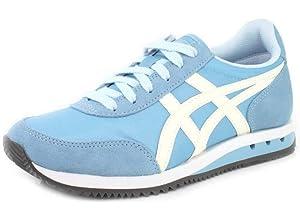 04a7626a321 Amazon.com | Onitsuka Tiger Women's Ultimate 81 Shoes 1182A019, Blue ...