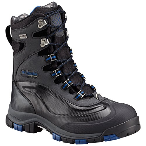 Columbia Bugaboot™ Plus Titanium Omni-Heat™ Outdr Black, Royal Black, Royal