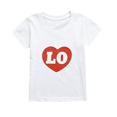 New Family Top Clothing Mother Parent-Child Daughter Son T-shirt Matching Outfit