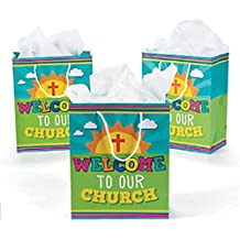 Welcome to Our Church Kids Gift Bags (1 Dozen)
