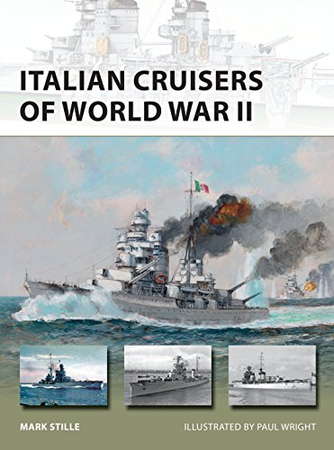 New Cruiser (Italian Cruisers of World War II (New Vanguard))
