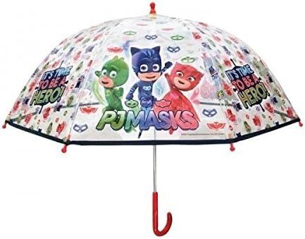 PJ máscaras Kids niños paraguas