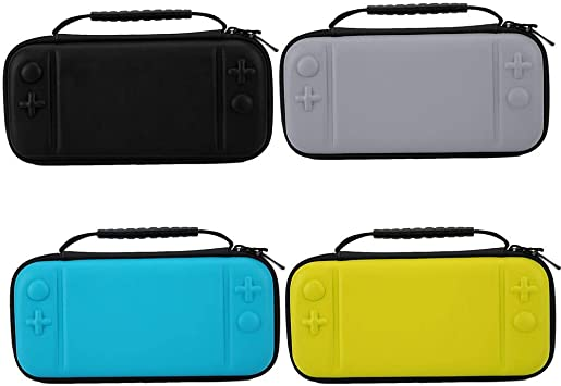 Funda para Nintendo Switch Lite, Portátil Duro de Impermeable Viaje Bolsa, Estuche Dura de Transporte Espacio(Azul): Amazon.es: Electrónica