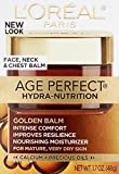L'Oreal Paris Age Perfect Hydra-Nutrition Golden Balm, 1.7 fl. oz.(Packaging May Vary)