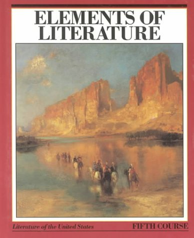 Elements Of Literature Fifth Course By Robert Anderson