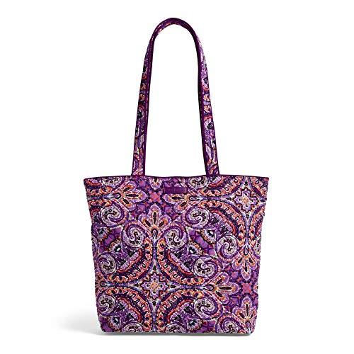 (Vera Bradley Iconic Tote Bag, Signature Cotton, Dream Tapestry)