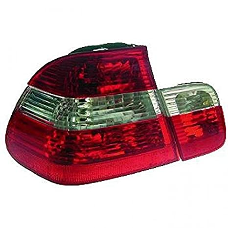 1214496 Montaje de Luces Traseras LED, Rojo/Blanco: Amazon.es: Coche y moto
