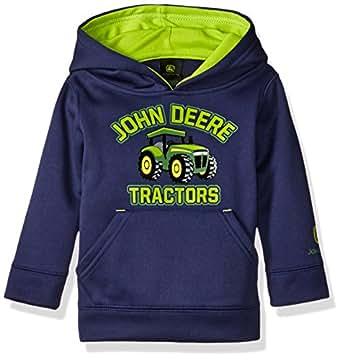 Amazon.com: John Deere Baby Boys' Tractors Tech Fleece ...