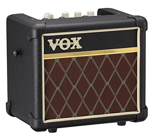 VOX MINI3 G2 Battery Powered Modeling Amp, 3W, Classic (MINI3G2CL) ()