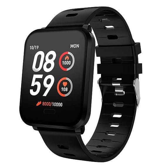 ⌚⌚Reloj Inteligente Hombre, Smartwatch con Pulsera ...