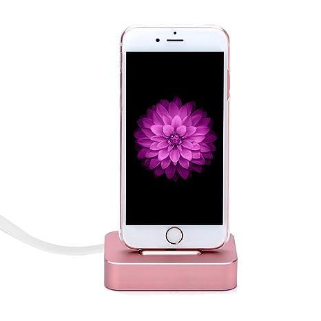 iPhone 6S Cargador del Muelle,Amytech Estación de carga y ...